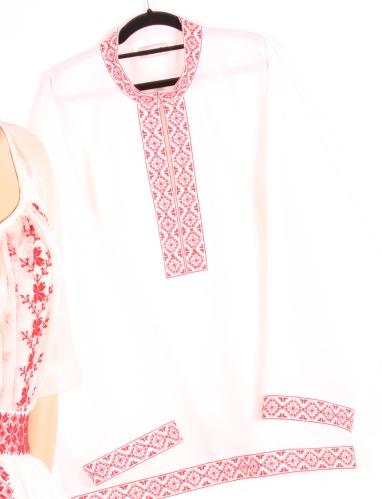 camasa-rosie