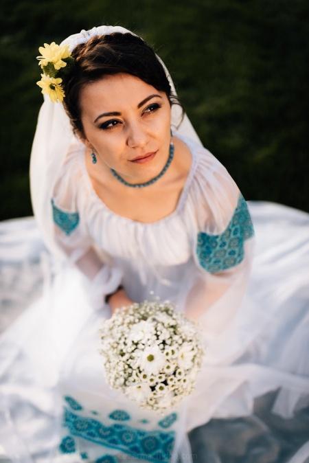 Rochie De Mireasa Traditionala Pentru Nunta Traditionala Romaneasca